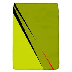 Yellow elegant design Flap Covers (L)