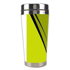 Yellow elegant design Stainless Steel Travel Tumblers