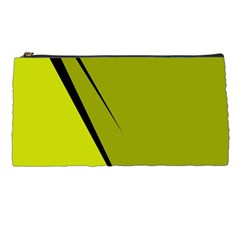 Yellow elegant design Pencil Cases