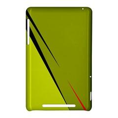 Yellow elegant design Nexus 7 (2012)