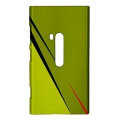 Yellow elegant design Nokia Lumia 920
