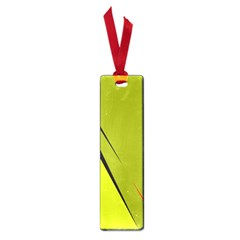 Yellow elegant design Small Book Marks