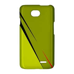 Yellow elegant design LG Optimus L70