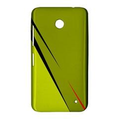 Yellow elegant design Nokia Lumia 630