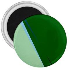 Green Design 3  Magnets