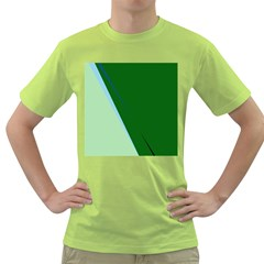 Green design Green T-Shirt