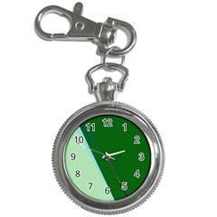 Green design Key Chain Watches