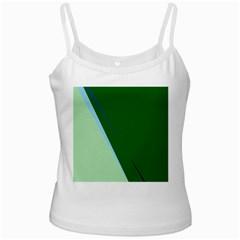 Green design Ladies Camisoles