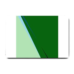 Green design Small Doormat