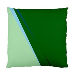 Green design Standard Cushion Case (Two Sides)