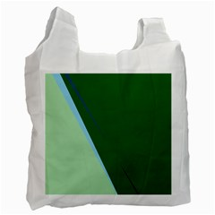 Green design Recycle Bag (Two Side)