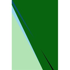 Green Design 5 5  X 8 5  Notebooks