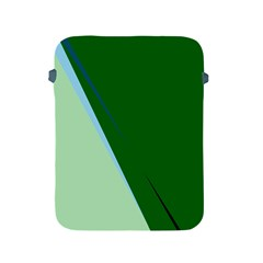 Green design Apple iPad 2/3/4 Protective Soft Cases