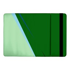 Green design Samsung Galaxy Tab Pro 10.1  Flip Case