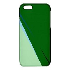 Green design iPhone 6/6S TPU Case