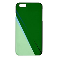 Green design iPhone 6 Plus/6S Plus TPU Case