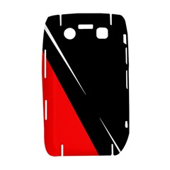 Black and red design Bold 9700