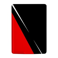 Black and red design Kindle 4