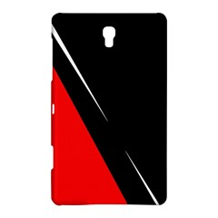 Black and red design Samsung Galaxy Tab S (8.4 ) Hardshell Case