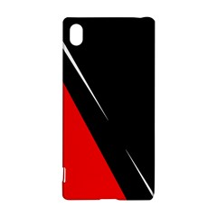 Black and red design Sony Xperia Z3+