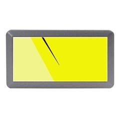 Yellow design Memory Card Reader (Mini)