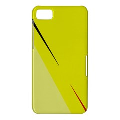 Yellow design BlackBerry Z10