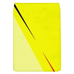 Yellow design Flap Covers (S)