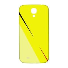 Yellow design Samsung Galaxy S4 I9500/I9505  Hardshell Back Case