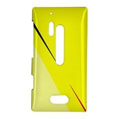 Yellow design Nokia Lumia 928