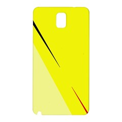 Yellow design Samsung Galaxy Note 3 N9005 Hardshell Back Case