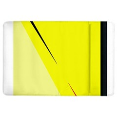 Yellow design iPad Air 2 Flip
