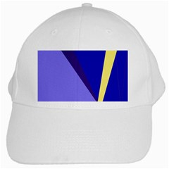 Geometrical abstraction White Cap