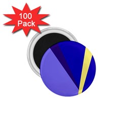 Geometrical abstraction 1.75  Magnets (100 pack)