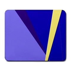 Geometrical abstraction Large Mousepads