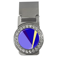Geometrical abstraction Money Clips (CZ)