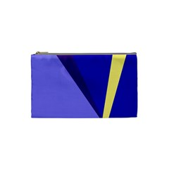 Geometrical abstraction Cosmetic Bag (Small)
