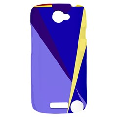 Geometrical abstraction HTC One S Hardshell Case
