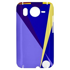 Geometrical abstraction HTC Desire HD Hardshell Case