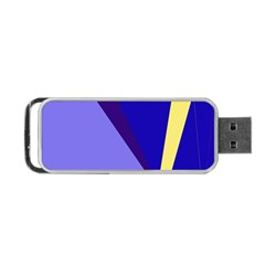 Geometrical abstraction Portable USB Flash (Two Sides)