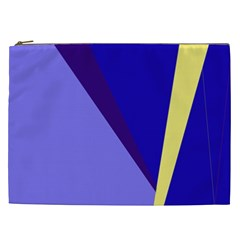 Geometrical abstraction Cosmetic Bag (XXL)