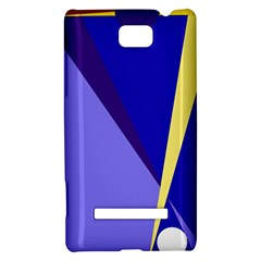 Geometrical abstraction HTC 8S Hardshell Case