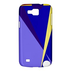 Geometrical abstraction Samsung Galaxy Premier I9260 Hardshell Case