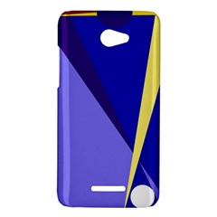 Geometrical abstraction HTC Butterfly X920E Hardshell Case