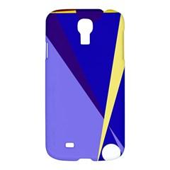 Geometrical abstraction Samsung Galaxy S4 I9500/I9505 Hardshell Case
