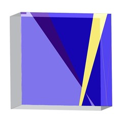 Geometrical abstraction 5  x 5  Acrylic Photo Blocks