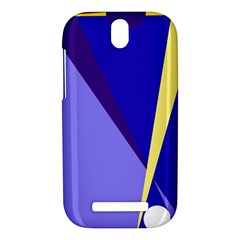 Geometrical abstraction HTC One SV Hardshell Case