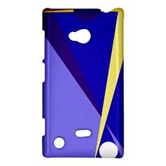 Geometrical abstraction Nokia Lumia 720