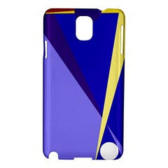 Geometrical abstraction Samsung Galaxy Note 3 N9005 Hardshell Case