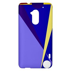 Geometrical abstraction HTC One Max (T6) Hardshell Case