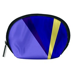 Geometrical abstraction Accessory Pouches (Medium)